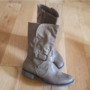 Baretrap Boots Brown